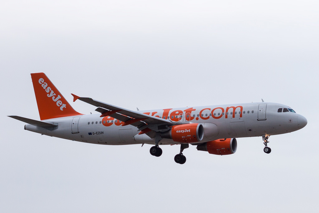 Easyjet Airbus A-320 at London on Jul 16th 2015, incorrect takeoff
