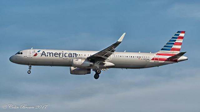Flight AA-1627 - AeroInside