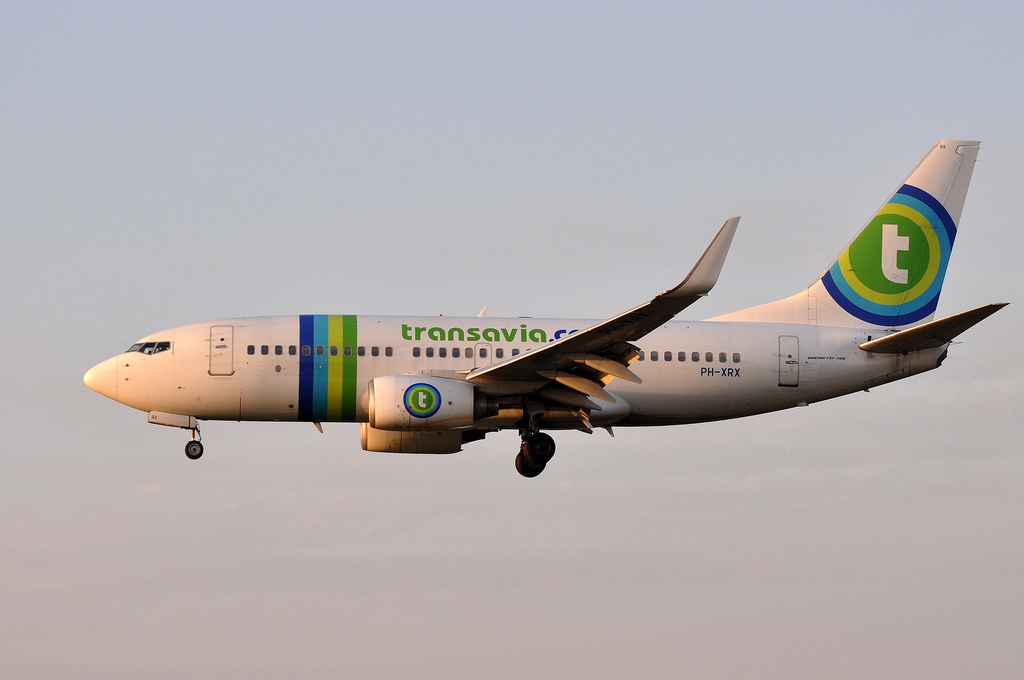 Fotografie Transavia Airlines PH-XRX, Boeing 737-700
